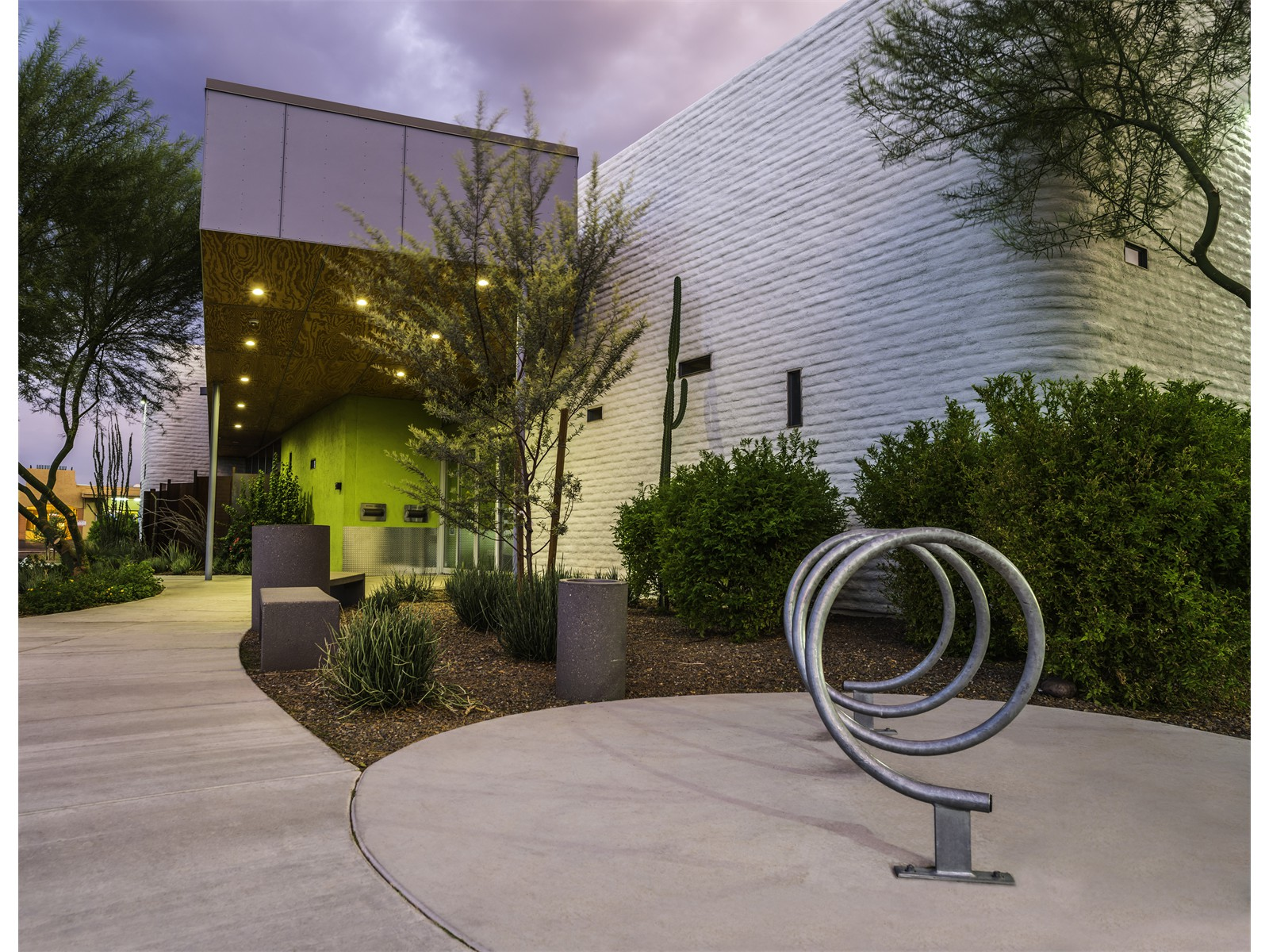 Ocotillo Library